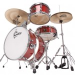 Gretsch Catalina Club Street Compact Portable 4-Piece Drum Kit