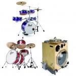 Compact Portable Drum Kits Roundup
