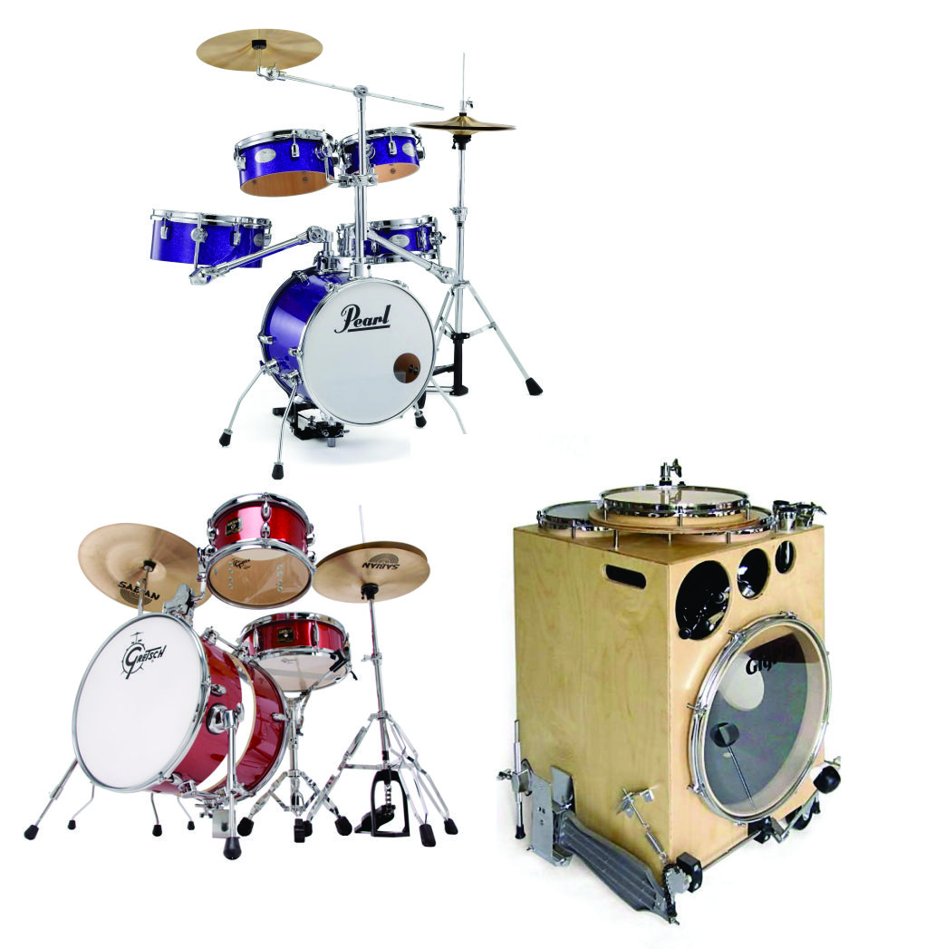 Compact Portable Drum Kits Roundup