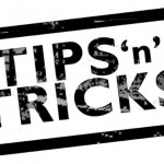 Space & Cost Saving Tips & Tricks