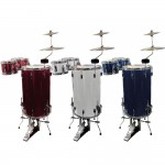 GP Percussion GP75MB Cocktail Drum Kit