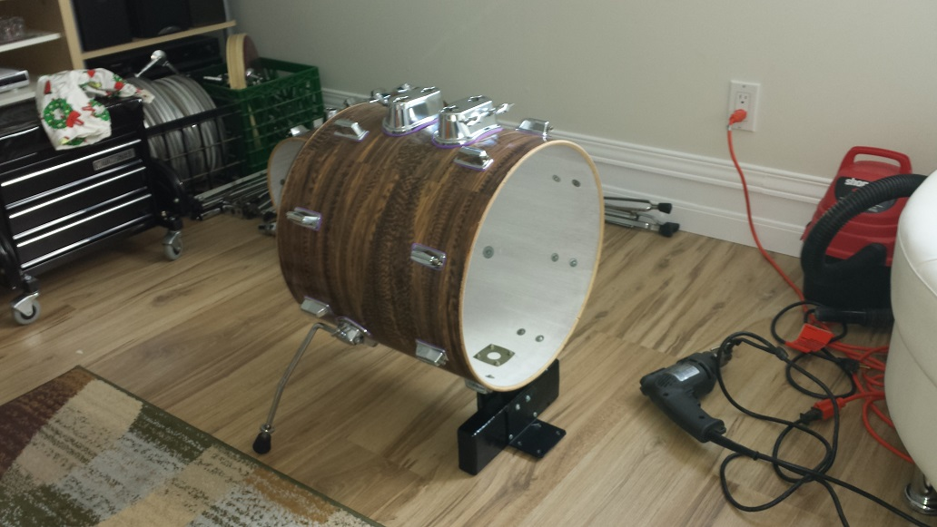 Diy Bass Drum Risers Compactdrums