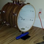 DIY Bass Drum Riser