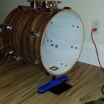 DIY Bass Drum Riser