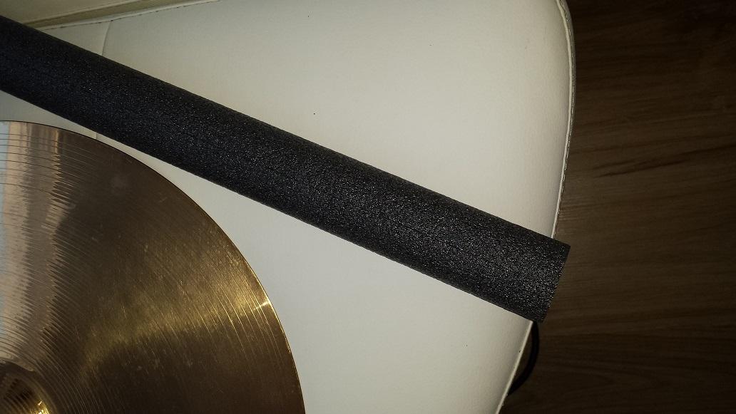 Diy Cymbal Display Amp Storage Rack Compactdrums