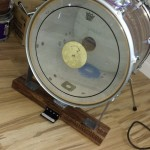 DIY Bass Drum Riser #3