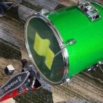DIY Bass Drum Risers #7