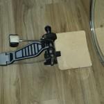 Attach pedal