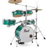 Pearl Rhythm Traveler GIG Green