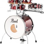 Wine Red Pearl Rhythm Traveler GIG