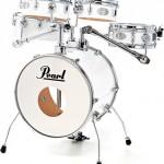 White Pearl Rhythm Traveler GIG