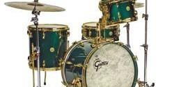 Jazz/Bop drum kit Roundup