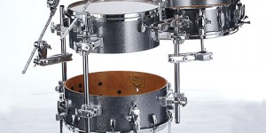 Tama Silverstar Cocktail-Jam Kit Galaxy Silver