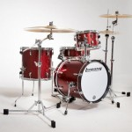 Ludwig BreakBeats Wine Red