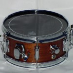 Billy Blast Honduras Mahogany Side Snare
