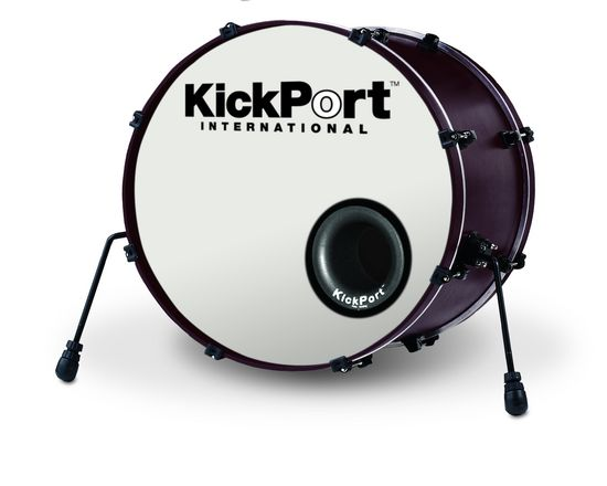 porting small bass drums compactdrums. Black Bedroom Furniture Sets. Home Design Ideas