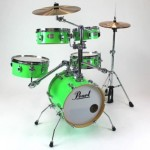 Green Pearl Rhythm Traveler Premium