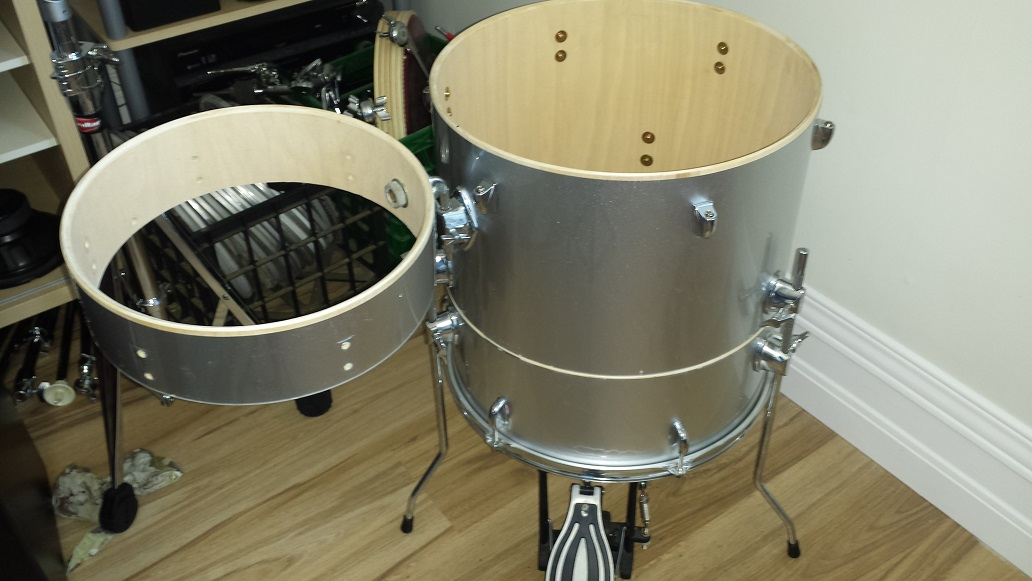 Diy cocktail drum kit compactdrums diy cocktail drum kit solutioingenieria Images