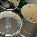 DIY Fan Snare Drum