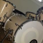 Groovy DIY Jazz / Bop Drum Kit