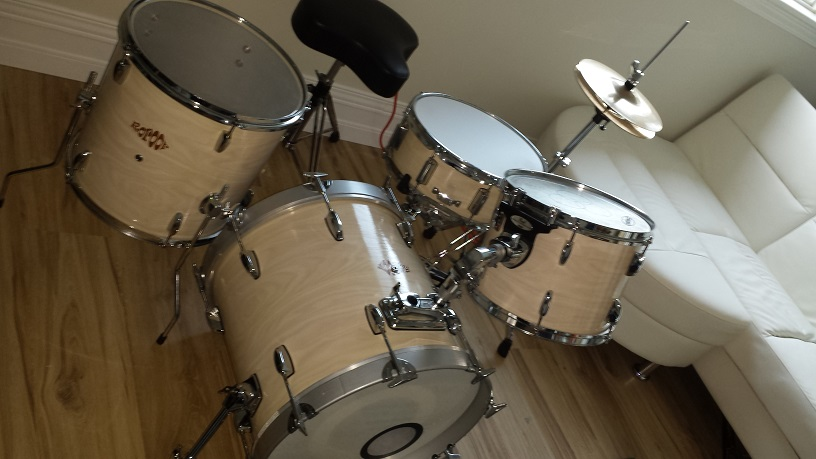 DIY Jazz / Bop Drum Kit (on a Budget)