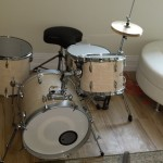 Birch DIY Jazz / Bop Drum Kit