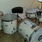 DIY Jazz / Bop Drum Kit 1