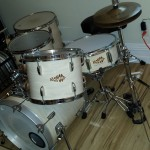 DIY Jazz / Bop Drum Kit 2