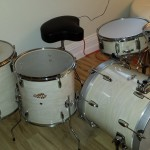 DIY Jazz / Bop Drum Kit 3