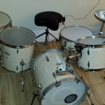 DIY Jazz / Bop Drum Kit
