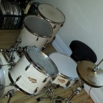 DIY Jazz / Bop Drum Kit 5