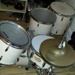 DIY Jazz / Bop Drum Kit 6
