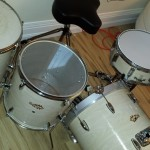 DIY Jazz / Bop Drum Kit 7