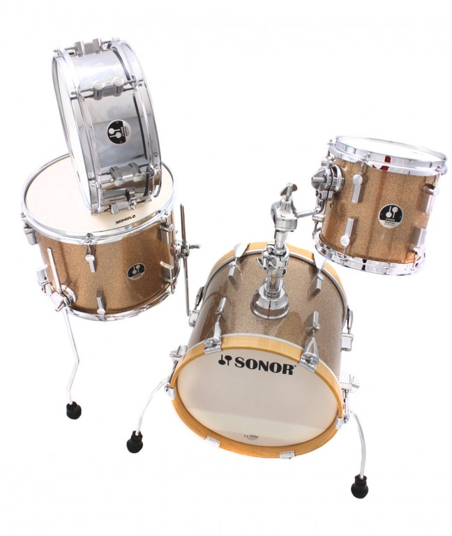 The Whole Scoop on Sonor Martini