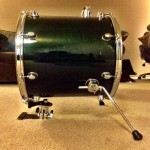 "16"" Tom Bass Drum"