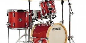 Sonor Martini Red Galaxy Sparkle