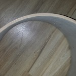 New bearing edges