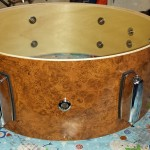 Snare drum assembly DIY Mini Drum Kit