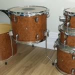 "8"", 10"", 12"" & 13"" toms DIY Mini Drum Kit"