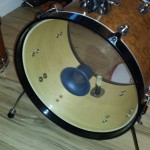 The Bass drum DIY Mini Drum Kit