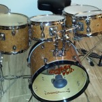 DIY 6-piece Mini Jungle Drum Kit