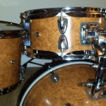 Close-up Six Piece DIY Mini Drum Kit