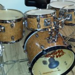 6-piece DIY Mini Drum Kit