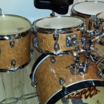 Snazzy! DIY Compact Drum Kit