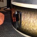 Installing Lugs DIY Snare Drum