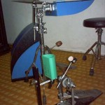 Peter Lau Original drum kit