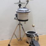 Ultra-compact Drum kit