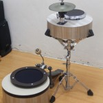 Peter Lau's Drumshell in a drumshell innovation