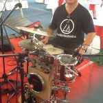 Peter Lau's DIY Innovative Drum Kits