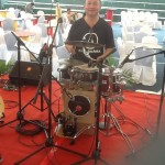 Peter Lau's Innovative Compact Drum Kits